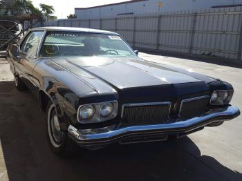 Salvage Oldsmobile 98